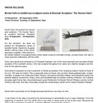 The Human Hand Press Release