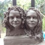 Madeline and Juliette Kildow