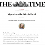 The Times, January 2019