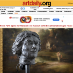 artdaily, February 2019