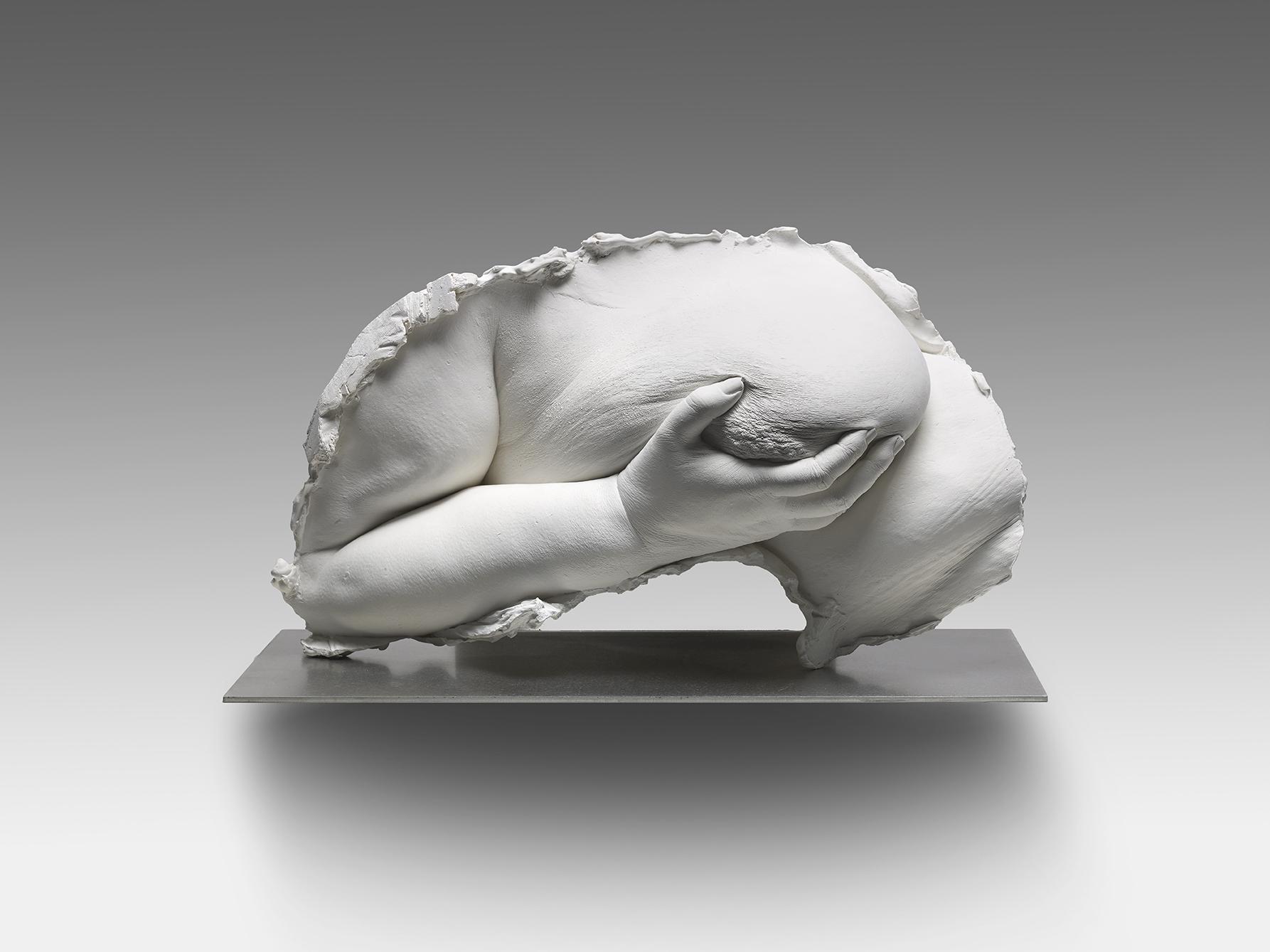 """Life and Limb"", 2018, Jesmonite, Edition of 6, L: 50 x W: 20 x H: 32 cm"