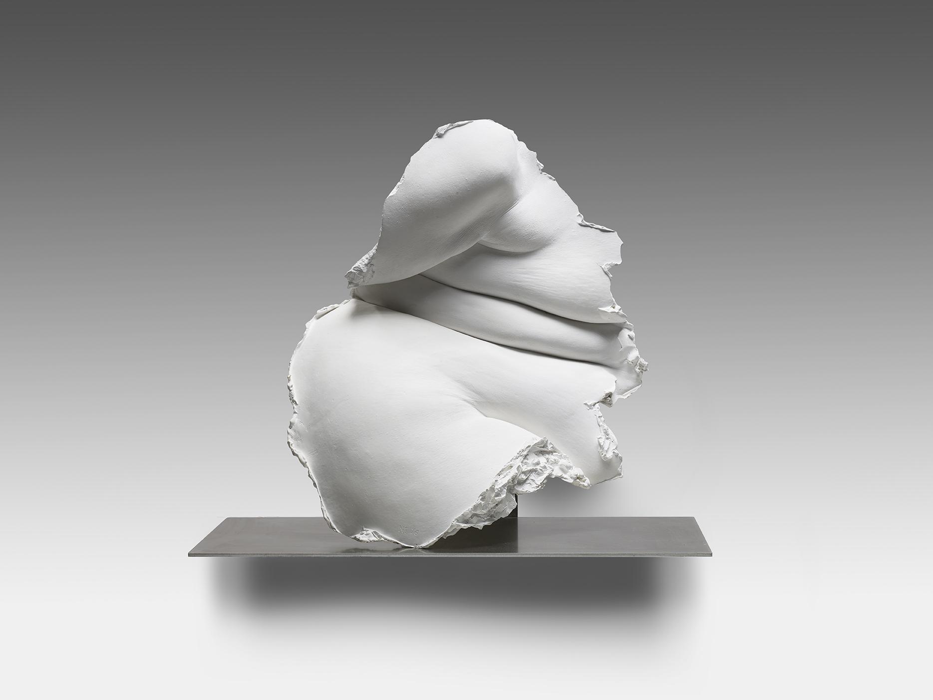"""Opis"", 2018, Jesmonite, Edition of 6, L: 61 x W: 23.5 x H: 52 cm"